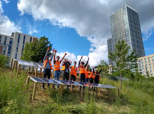 A Green New Deal for Community Energy