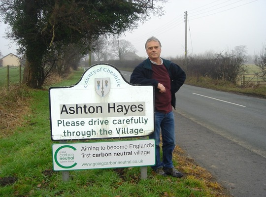 Ashton Hayes Going Carbon Neutral Project – creating climate  ripples for 15 years